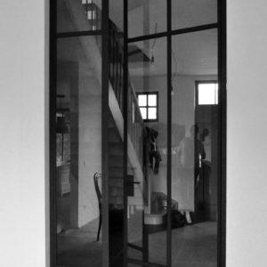smeedijzeren binnendeur Beerse